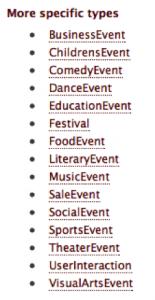 به زبان گوگل سخن بگوییم - وقایع و رویدادها