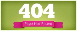 Not found - 404