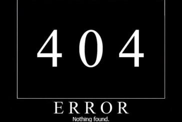 صفحات 404 : بررسی و نکات