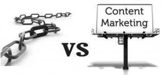 بازاریابی محتوا یا لینک بیلدینگ