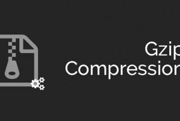 رفع ارور Enable Compression