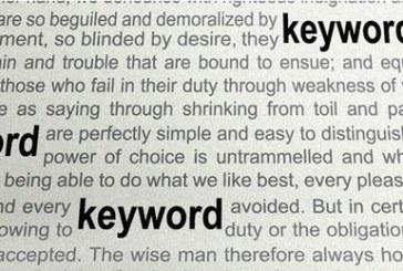 تراکم کلمه کلیدی Keyword Density چیست؟