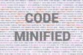 رفع ارور Minify Resources (HTML, CSS, and JavaScript)