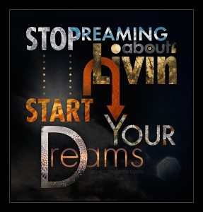 Stop-deaming-and-Start-start-up