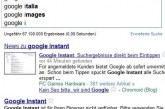 مشاهده نتایج همزمان با تایپ در گوگل Google Instant
