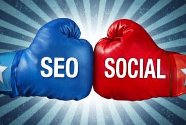شبکههای اجتماعی و سئو